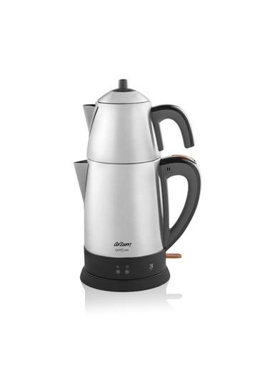 Arzum  Ar3051 Çaycı  Çay Makinesi Gümüş